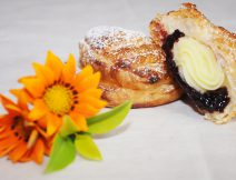 Shell frozen puff pastry