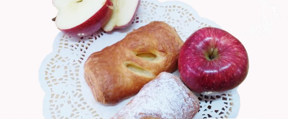 Melindo Saccottino crema e mela