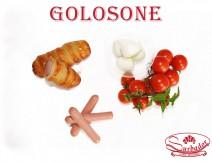 Wurstel con sfoglia Golosone surgelato