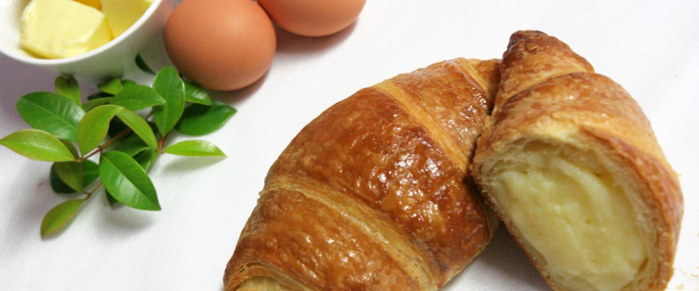Brioche e Croissant surgelati